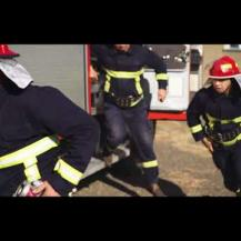Evacuation simulation at Telavi Iakob Gogebashvili University