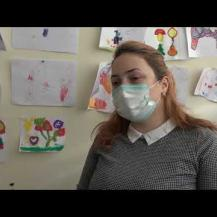 TV report on successful rehabilitation center for children with autism diagnosis in Kutaisi municipality
